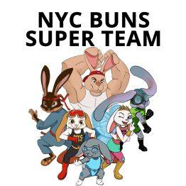 NYC Buns Super Team